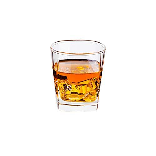 MIAO. Loodvrije glazen Whiskey Cup | Graveren Whiskey Cup twee koppen/vier koppen/zes kopjes sets