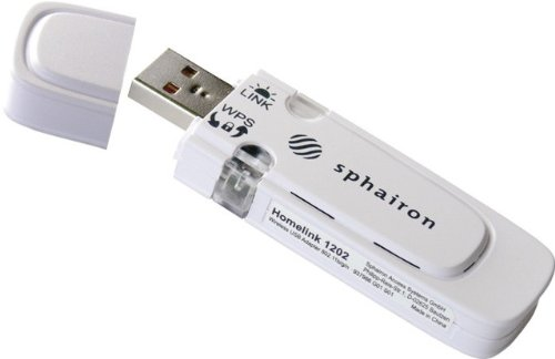 SPHAIRON WLAN USB-Adapter Homelink 1202