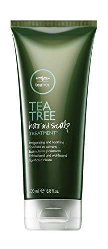 Paul Mitchell Tea Tree Hair and Scalp Treatment - Haar-Kur Intensivpflege für alle Haartypen, Repair Haarkur gibt Haaren und Kopfhaut Feuchtigkeit, 200 ml