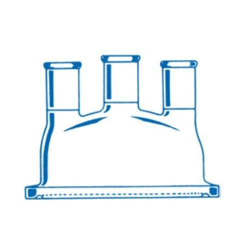 Wilmad-LabGlass LG-8072-102 Three-Neck Reaction O- Cover High quality sold out new Vessel