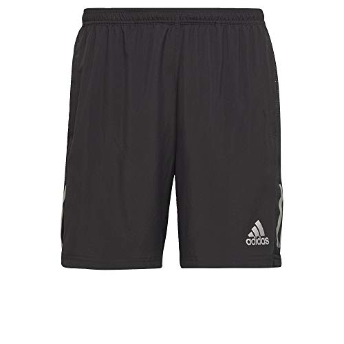 adidas Own The Run Two-in-One Shorts Men's, Black, Size 2XL9