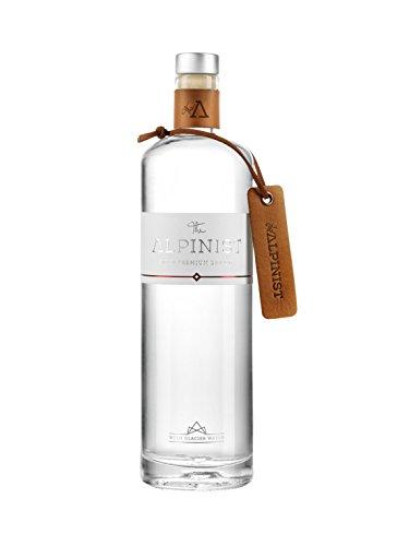 The Alpinist Swiss Premium Dry Gin mit Geschenkverpackung (1 x 0.7 l)