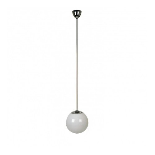 Tecnolumen HL 99 Bauhaus Pendelleuchte, chrom Metall Größe 1 Ø 20cm