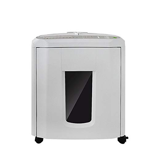 Best Buy! Dertyped Electric Paper Shredder Multi-Function Shredder Mini Household Pellets Electric S...