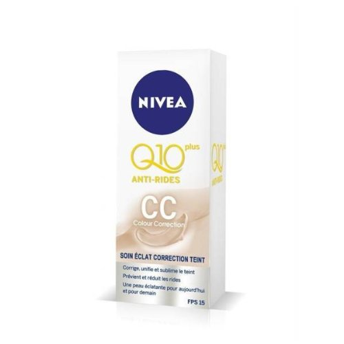 NIVEA - Nivea visage - CC crème - Q10 - 50ml