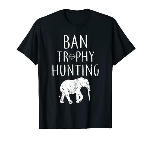 バントロフィーハンティング Tシャツ