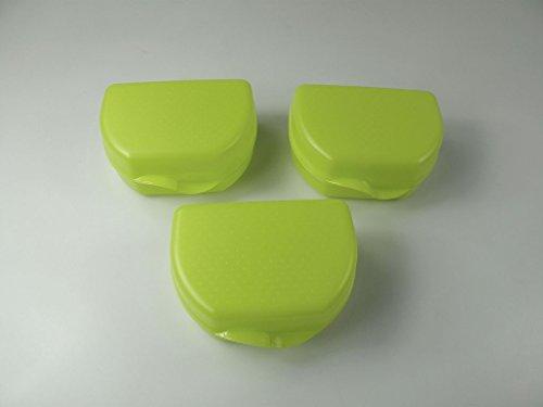 TUPPERWARE To Go Snacky limette (3) Vesperbox Brotbox Dose Vesper Box Brot