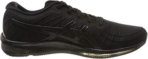 ASICS Mens Gel-Quantum Infinity Trail Running Shoe, Black, 42.5 EU