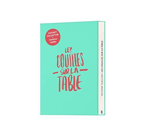 Coffret les couilles sur la table: Coffret collector contenus inédits