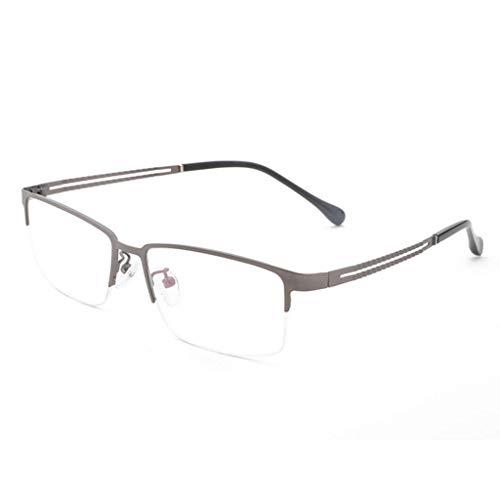 SLRMKK Progressive Multi-Focus-Lesebrillen, Smart Zoom-Brillen für Fern- und Nahbereich mit doppeltem Verwendungszweck, Memory Metal-Rahmen