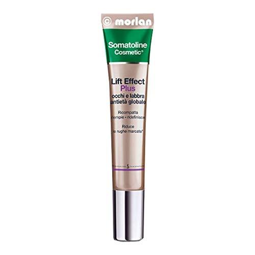 Dermatoline Cosmetics lift effect plus crema contorno occhi e labbra 15 ml