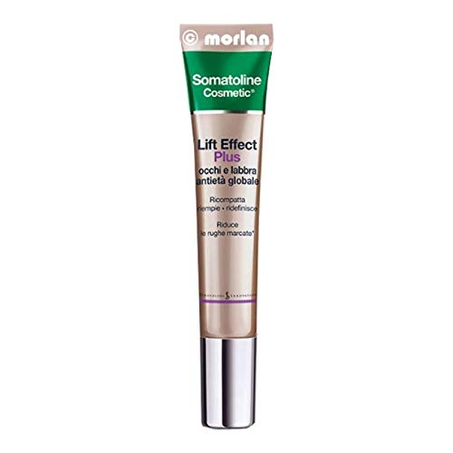 Dermatoline -Lift Effect Plus Ojos y Labios Anti-edad Global- 15ml