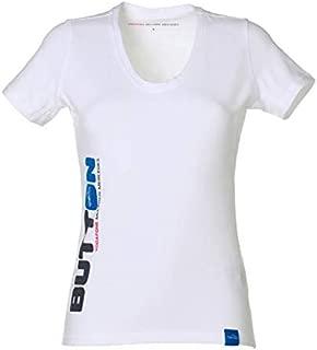 McLAREN HONDA Fernando ALONSO Team Manches Courtes T-shirt Tee Top Blanc Enfant
