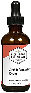 Prof. Complementary Health Formulas - Anti-Inflammation Drops 2oz