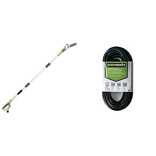 Greenworks 20192 Electric Pole Saw