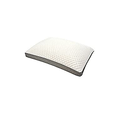 Therapedic TruCool Side Sleeper Pillow Diamond Luxury Standard Size