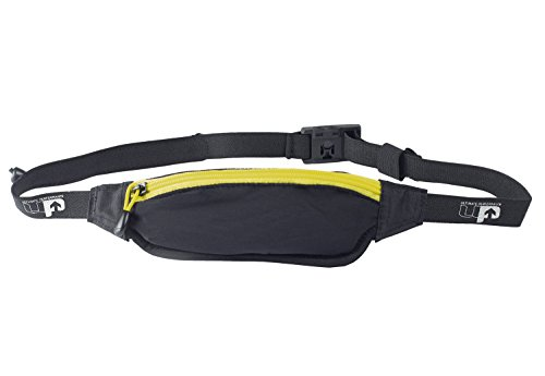 Riñonera amarilla ligera para Runners