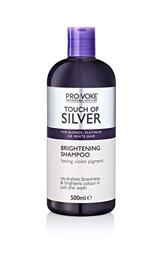 Provoke: Touch of Silver aufhellendes Shampoo