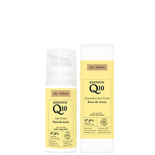 Coenzyme Q10 Antioxidant face cream