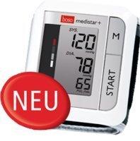 BOSO medistar+ Handgelenk-Blutdruckmessgerät 1 St by boso