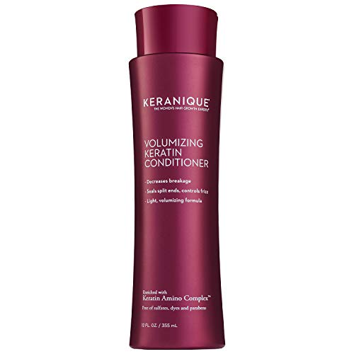 Keranique Volumizing Keratin Conditioner for...