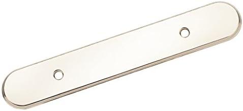 "Amerock Hardware BP30335-26 Polished Chrome 3/""cc Cabinet Handle Backplate"