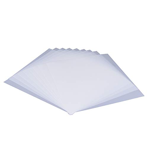 15 Pieces Blank Stencil Sheets,Square Blank Mylar Templates, Make Your Own Stencils with Cutting Machines, 12 12 in