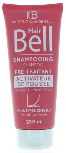 HairBell Shampoo pink edition (200ml) Hair Jazz Hair Plus Haarwachstum Haarausfall Haare