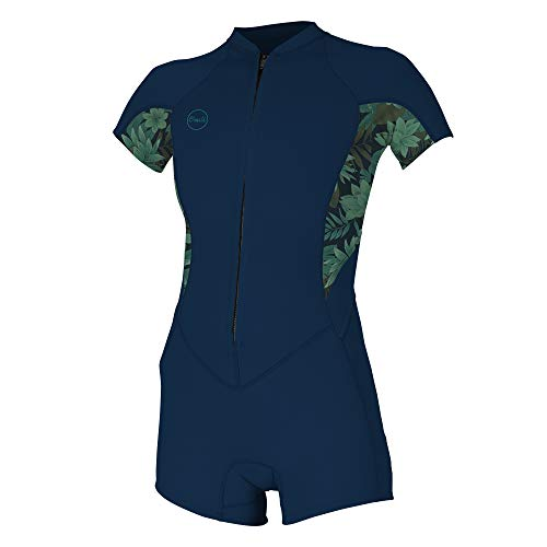 O'Neill Women's Bahia Short Sleeve Spring Wetsuit