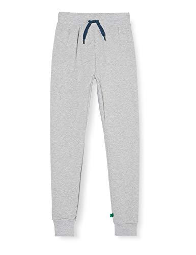Fred's World by Green Cotton Sweat Pants Pantaloni, Grigio (Pale Grey Marl 207670000), 116 Bambino