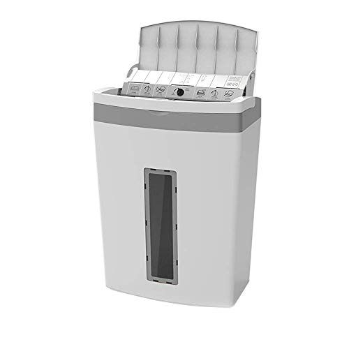Affordable SCDFDJ Heavy Duty Paper Shredder 80 Automatic Paper Feed Mill Office high Power Shredder ...