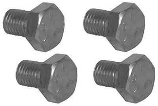 Torque Converter/Flex Plate Bolts, Fits Chrysler A-904/A-727/A-518, TF-8/6 Screws