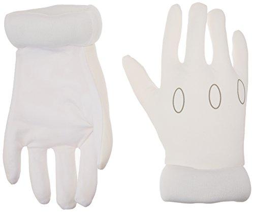 Nintendo Super Mario Brothers Child Gloves, One Size Child