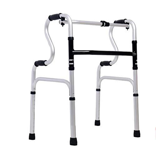 WYJW Gehhilfen für Gehhilfen mit Rollator, höhenverstellbar für ältere Menschen, Senioren, Behinderte, max. 180 kg