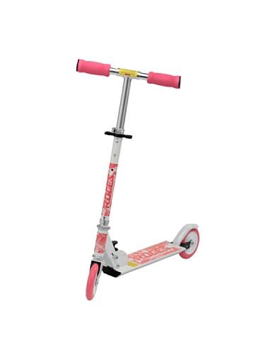 Roces Kinder Roller Alu Scooter Sp, pink, 125 mm