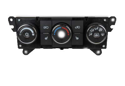 ACDelco GM Original Equipment 15-73974 Heating and Air Conditioning Control Panel with Driver and Passenger Seat Heater
