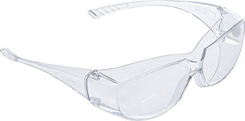 BGS 3701 | Gafas de protección | transparentes | para obras, laboratorio, taller | gafas de seguridad