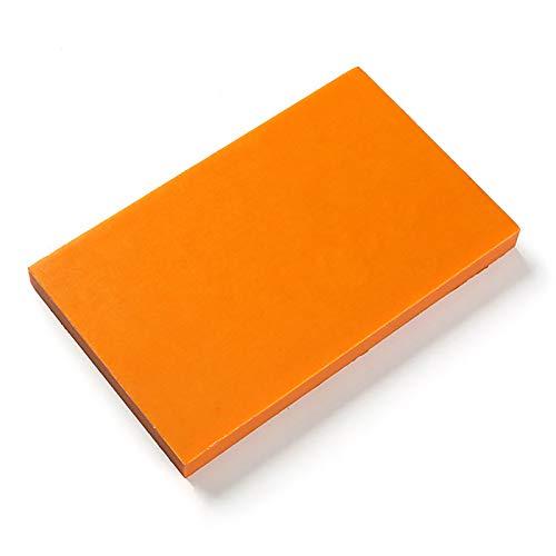SQINAA Bakelite Phenolic Vorstand 2Pieces Harz-Flache Platte Blatt 300X300x3mm Für PCB Mechanische,300x300x3mm