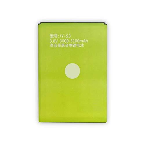 Bateria Compatible con Jiayu S3 / JY-S3 / S3 Advanced / S3s Plus   3100mAh /