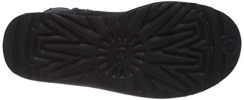[アグ] シープスキンブーツ W CLASSIC SHORT II レディース ブラック 24.0 cm M