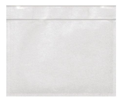 Veloflex 2060000 TURA-Versandtaschen C6, Lieferscheintaschen, selbstklebend, ohne Druck, 55 my, 250 Stück