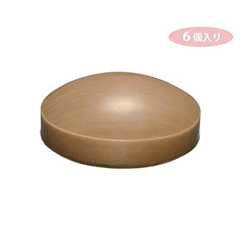 ベーシックテープグレートオークWHY-SKA 6個入り 洗顔石鹸WHY W 柿渋配合石けん