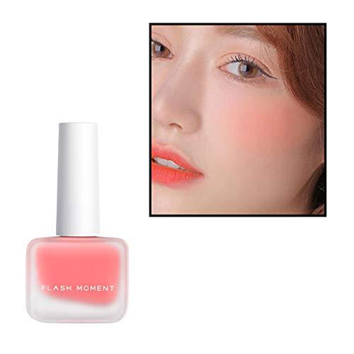 Cyeer Blush Rouge,Rosa Dekoration Rouge Stick Matte Nude Makeup Repair Erröten Rouge Schönheit Produkte (B)