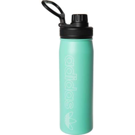adidas Originals 18/8 Stainless Steel Hot/Cold Insulated Metal Water Bottle