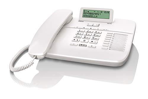 Gigaset Gigaset von 710 Festnetztelefon weiß/schwarz