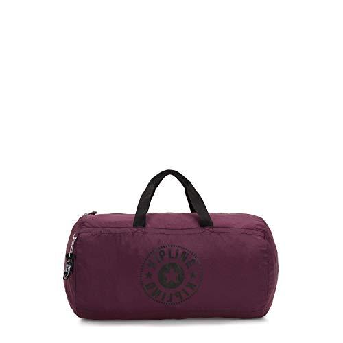 Kipling ONALO PACKABLE - Bolsa de viaje, 25 liters, Morado (