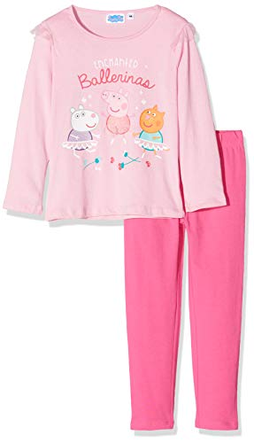 Peppa Pig Conjuntos de Pijama para Niñas