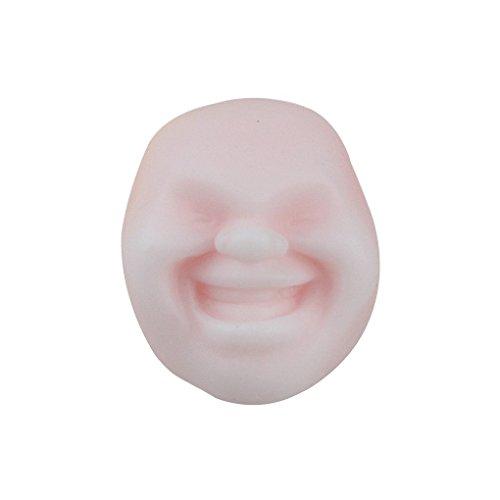 Fornateu Anti Stress Gesicht Reliever Grape Kugel Entspannen Puppe Relief Gesicht Stress-Ball Gesicht Spielzeug Spaß Prank Geek Gadget Zufall Expression