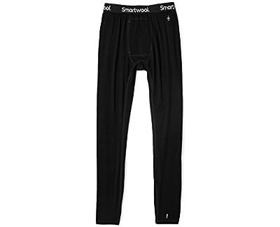 Smartwool Merino 150 Baselayer Bottom - Men's Merino Wool Performance Bottoms Black Large Black
