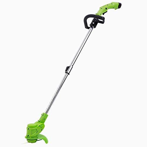 Elektrische Grasmaaier, Multi-Functionele Oplaadbare Telescopische Cordless Grass Cutter Voor Household Small Lithiumbatterij Weeder Gardening Tool